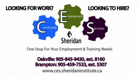 Sheridan Community Services List of 2013 Exhibitors