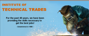 instituteoftechnicaltrades 2 300x121 List of 2013 Exhibitors